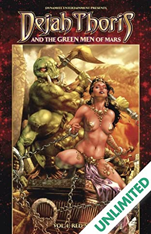 Dejah Thoris and the Green Men of Mars Vol. 1: Red Meat